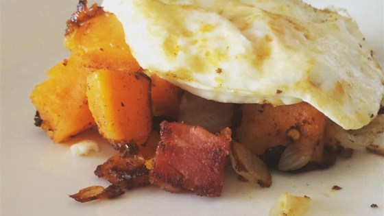 Savory Sweet Potato Hash