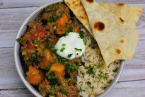 Slow Cooker Malaysian Beef Curry