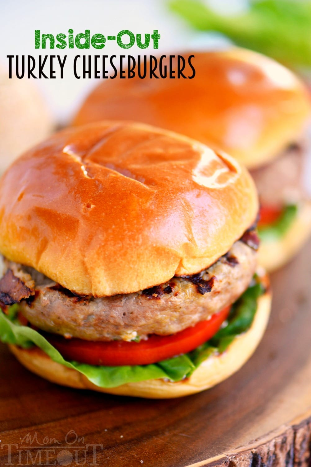 The BEST Turkey Burgers