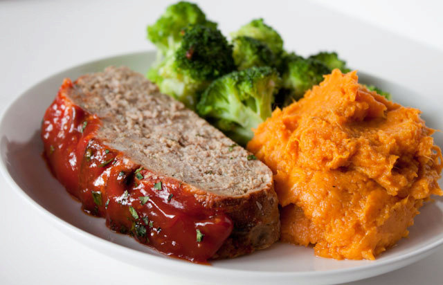Fool Proof Turkey Meatloaf
