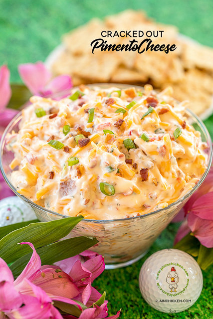 Cracked Out Pimento Cheese